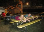 Friends dont let friend plank at the fair